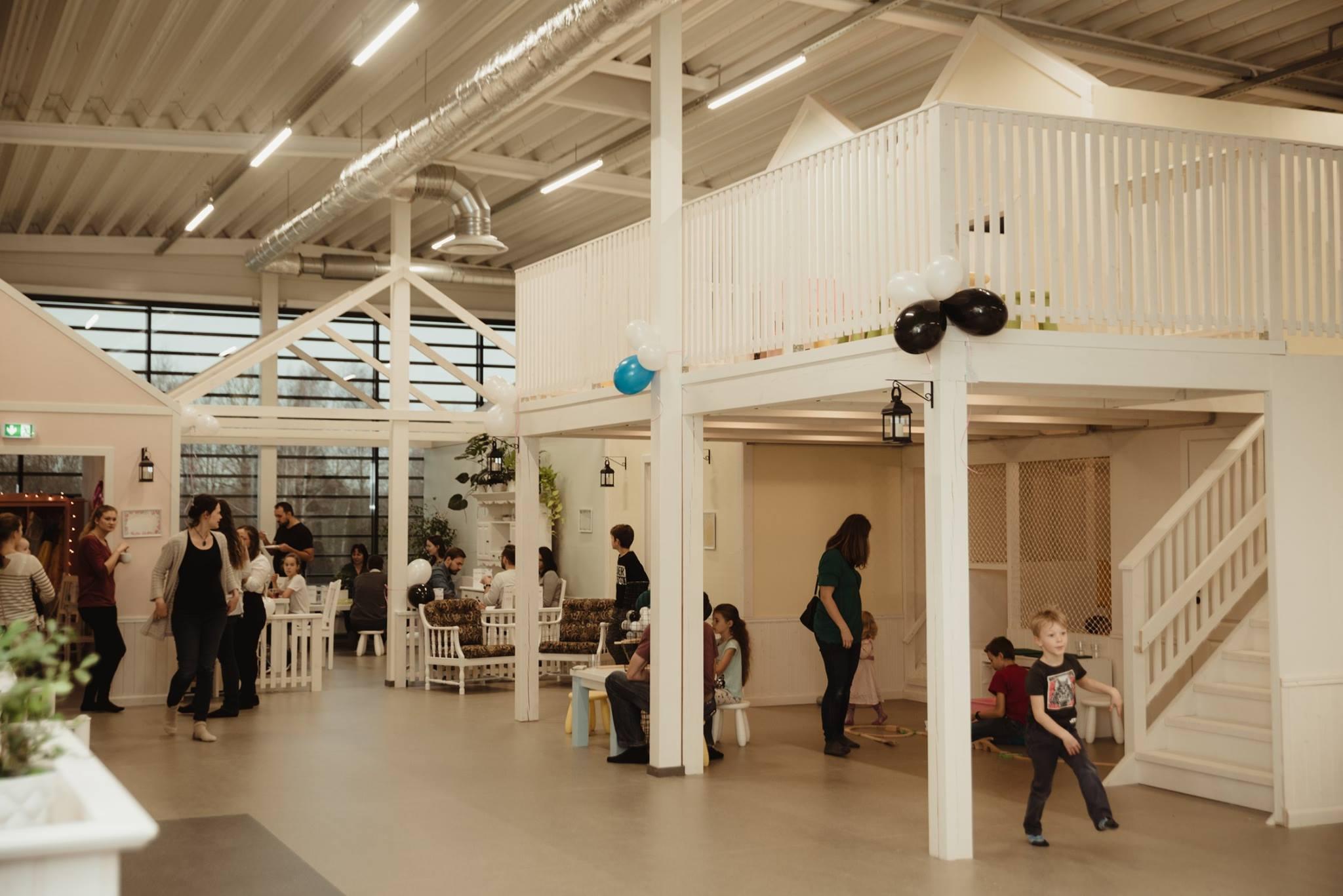 Kidsland - Uus mängumaa Tartus