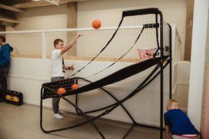 Kidsland mängumaa Tartus korvpall