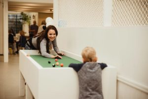 Kidsland mängumaa piljard kuulimäg Tartus